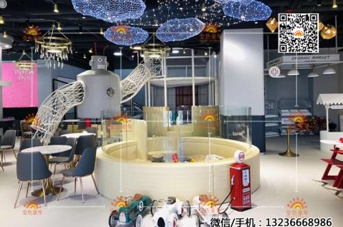 沈阳山姆会员店亲子餐厅乐园案例展示