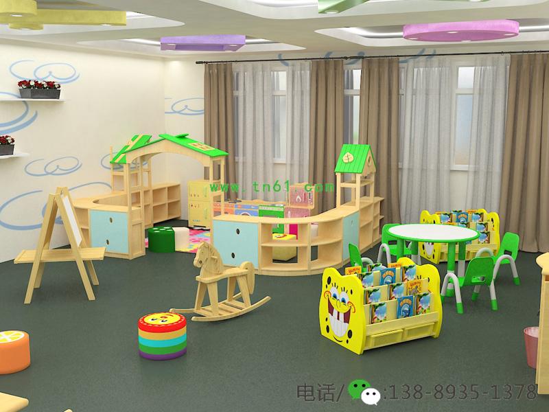 幼儿园设施