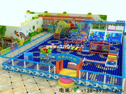 淘气堡儿童乐园海洋主题