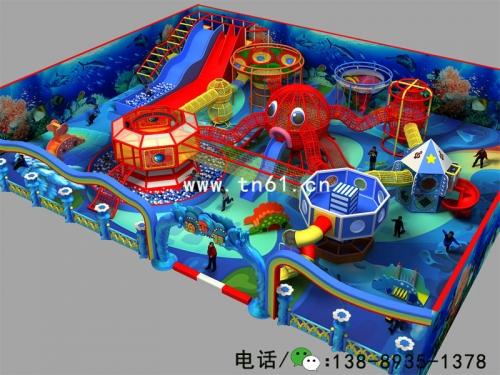 海洋世界 淘气堡儿童乐园