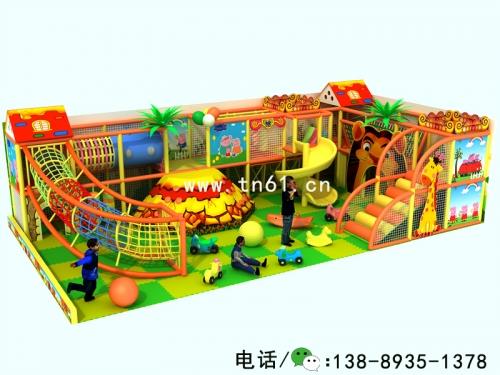 淘气堡儿童乐园糖果风格