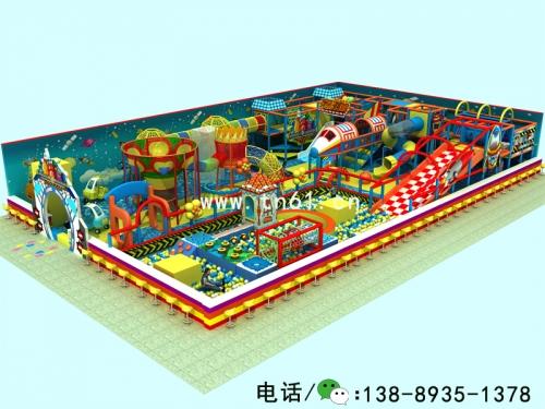 太空探索 淘气堡儿童乐园