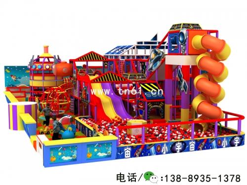 探索太空 淘气堡儿童乐园