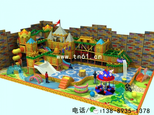 魔法城堡 淘气堡儿童乐园
