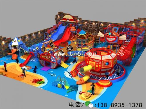 拓展系列 淘气堡儿童乐园