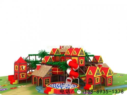 田园系列 淘气堡儿童乐园