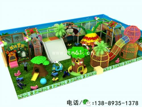 淘气堡儿童乐园森林乐园