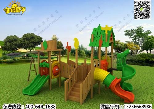 木制滑梯-06