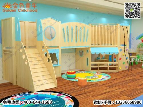 幼儿室内活动室