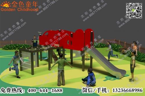 非标木制拓展爬架