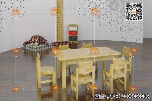 儿童桌椅定制
