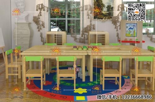 定制幼儿园儿童桌椅
